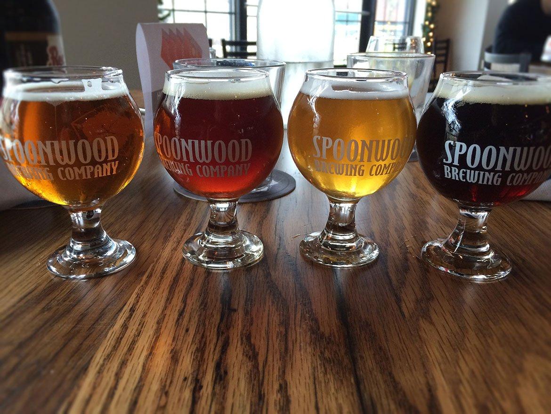 Spoonwood Beer Sampler