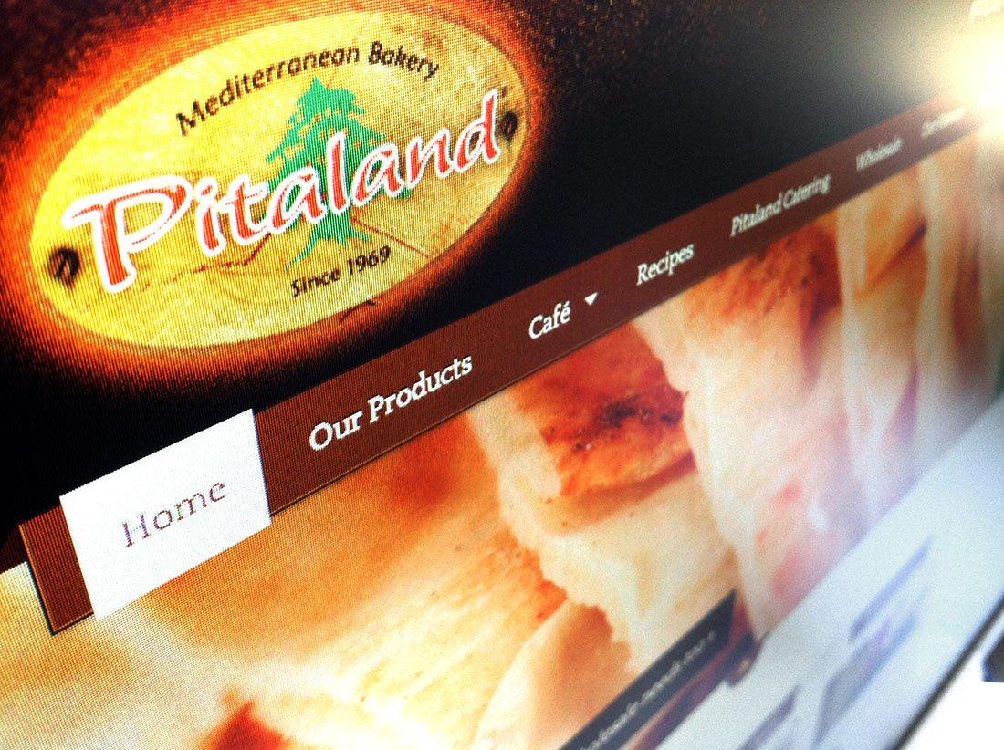 Pitaland Website