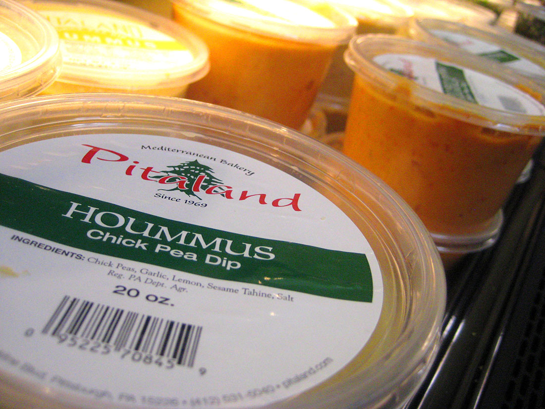 Pitaland Packaging and Labels
