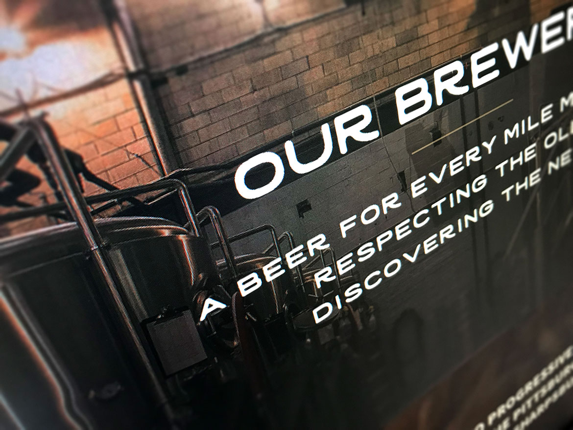 Hitchhiker Brewing Co. Website